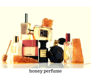 describing how honey perfume looks like